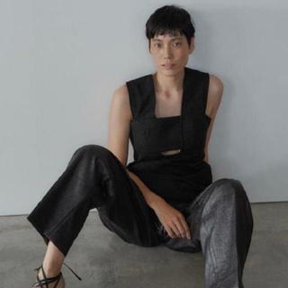 fumika_uchida フミカウチダ ミニドレス black 36