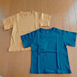 UNIQLO - 【110cm】UNIQLO Tシャツセット