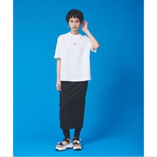 トミーヒルフィガー(TOMMY HILFIGER)のトミーヒルフィガー アイコンハイネックTシャツ サイズS(Tシャツ(半袖/袖なし))