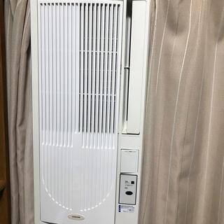 コイズミ(KOIZUMI)のユタッキー様専用  KOIZUMI窓用エアコン、2018年製(エアコン)