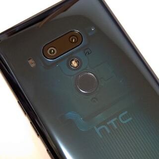 ハリウッドトレーディングカンパニー(HTC)の透け仕様 国内版SIMフリー HTC U12+(スマートフォン本体)
