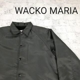 WACKO MARIA - WACKO MARIA ワコマリア 内ボアコーチジャケット