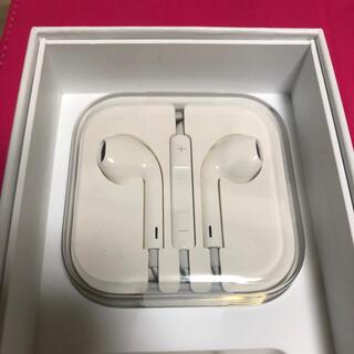 Apple - ⭐︎iPhone6純正イヤフォン⭐︎新品