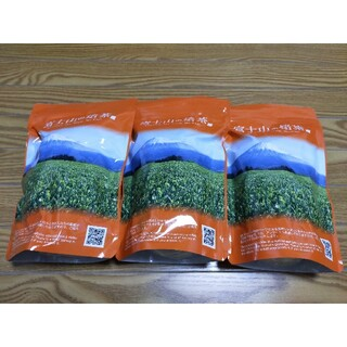 富士山の焙茶 ティーバッグ80g(4g×20) MATCHA KAORI(茶)