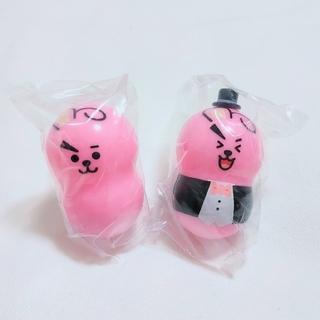 BANDAI - 【新品】クーナッツ BT21 COOKY 2種