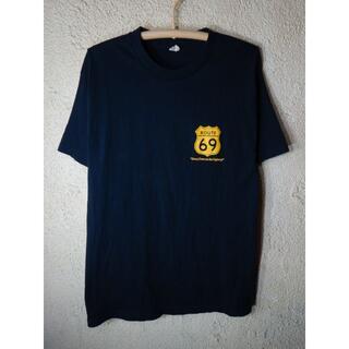 o2457 アルスタイル メキシコ製 ビンテージ ルート69 tシャツ