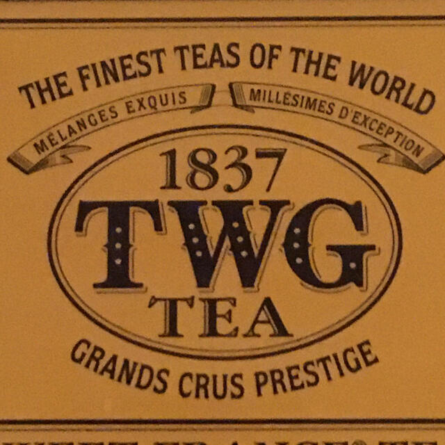 TWG コットンティーバッグ15袋お試し 食品/飲料/酒の飲料(茶)の商品写真