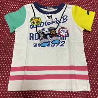 mikihouse - ミキハウス Tシャツ 100センチ 新品