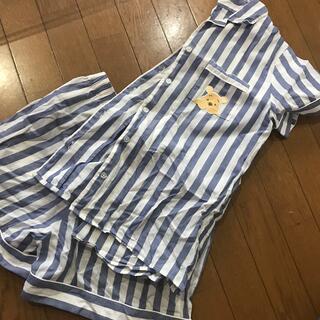 GU - GU くまのプーさんパジャマ