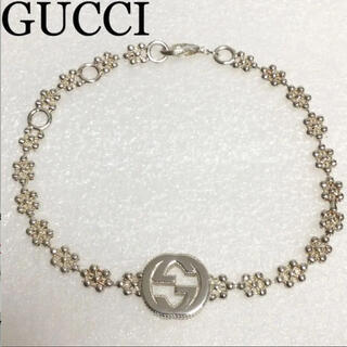 Gucci - 本日価格☆正規品☆GUCCI フラワーモチーフ ブレスレット