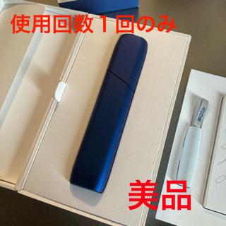 IQOS - 美品☆iQOS3 アイコス3 マルチ ブルー
