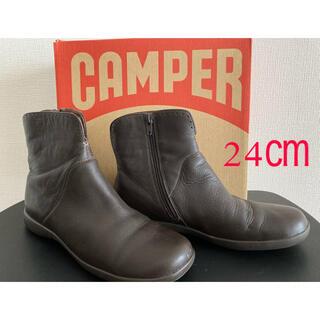 CAMPER - カンペールCAMPE ハイカットシューズ 24㎝ ショートブーツ