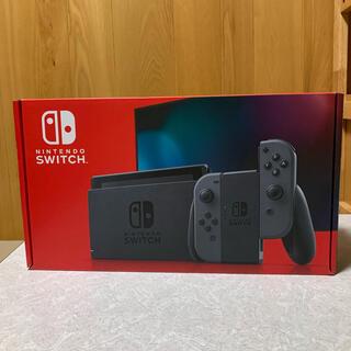 Nintendo Switch - ニンテンドースイッチ本体/グレー