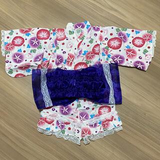シマムラ(しまむら)の浴衣 90(甚平/浴衣)