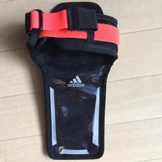 アディダス(adidas)のアディダス adidas フラップモバイルホルダー ランニングポーチ(ランニング/ジョギング)