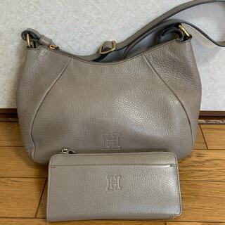 HIROFU バッグと長財布のセット ヒロフ