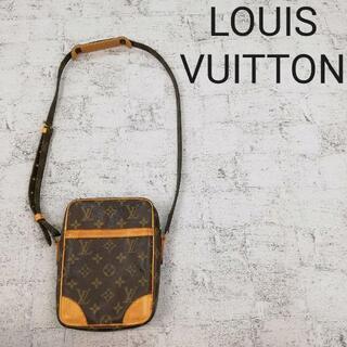 LOUIS VUITTON - LOUIS VUITTON ルイヴィトン ダヌーブ ショルダーバッグ