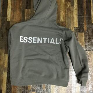 エッセンシャル(Essential)のEssentials フーディ パーカー(パーカー)