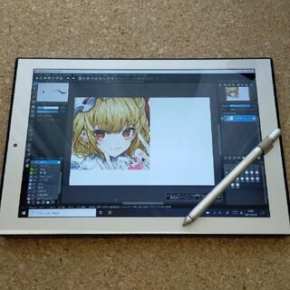 東芝 - TOSHIBA windowsタブレット dynapad S92/A