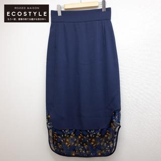 マメ(mame)のマメ スカート 2(ロングスカート)