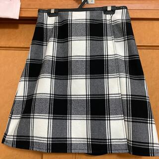 プロポーション(PROPORTION)のproportion 台形スカート(ひざ丈スカート)