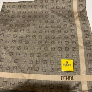 フェンディ(FENDI)の新品未使用 FENDIハンカチ(その他)
