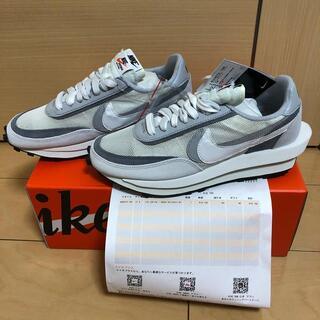 Nike LDWAFFLE white sacai 27.5CM(スニーカー)