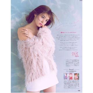 ファーファー(fur fur)の説明必読 FURFUR(ファーファー) FUSAFUSAカーディガン キラキラ(カーディガン)