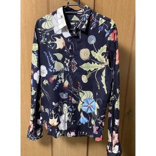Gucci - GUCCI Kris KnightコラボFlora Shirt