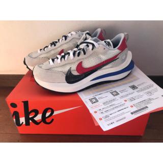 27cm Sacai x Nike VaporWaffle(スニーカー)