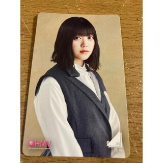 櫻坂46 幸坂茉里乃 HMVクーポン
