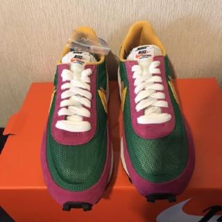 Nike x sacai LDWaffle Pine Green 27cm(スニーカー)