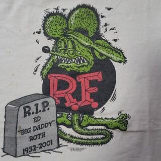 GILDAN - Rat Fink 超激レアシャツ ed roth ビンテージ mooneyes