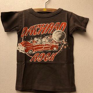 ゴートゥーハリウッド(GO TO HOLLYWOOD)の新品タグ付きゴートゥーハリウッドROCK Tシャツ110(Tシャツ/カットソー)