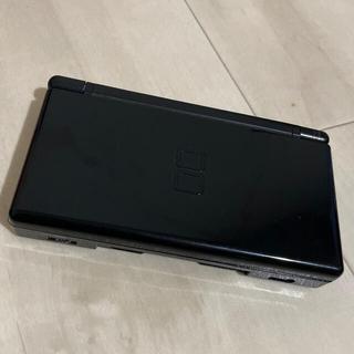 ニンテンドーDS - NINTEND DS lite 黒 中古 ジャンク品 充電器セット