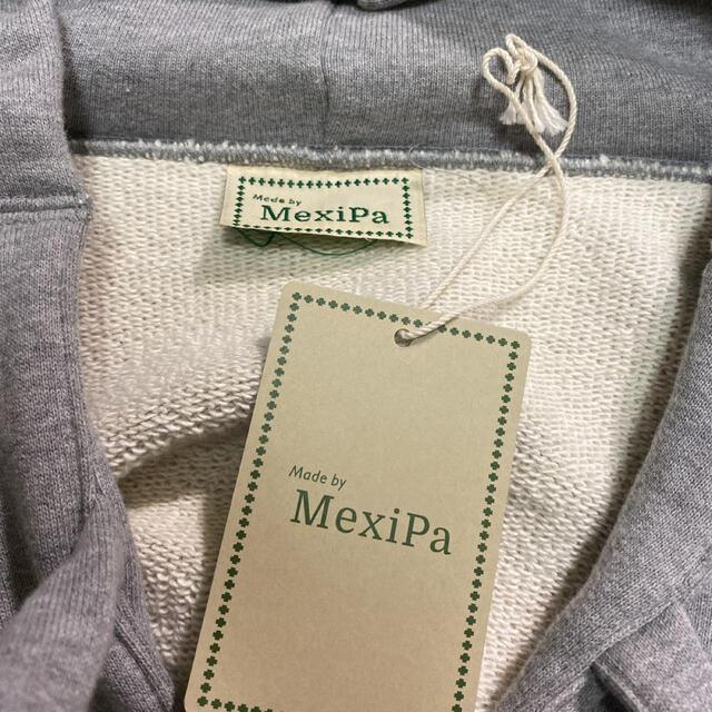 1LDK SELECT(ワンエルディーケーセレクト)のMexipa メキシカンパーカー  スウェット生地 メンズのトップス(パーカー)の商品写真