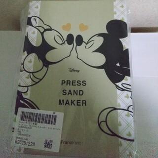 ディズニー(Disney)の☆新品☆ディズニープレスサンドメーカー(サンドメーカー)
