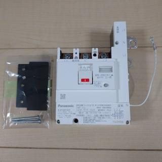 Panasonic - 中古 Panasonic 40A主幹用漏電ブレーカーABF型