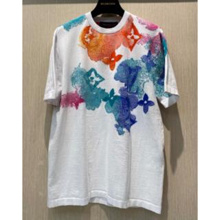 LOUIS VUITTON - ウォーターカラーTシャツ モノグラム