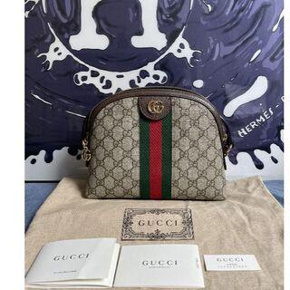Gucci - GUCCI グッチ オフィディア GGスモール ショルダーバッグ