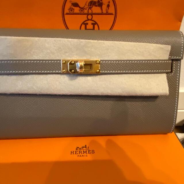Hermes(エルメス)のアリエル様専用本日限定お値下げ新品  エルメスケリー ウォレット トゥーゴー  レディースのファッション小物(財布)の商品写真