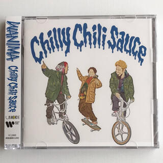 WANIMA Chilly Chili Sauce (CD+DVD) ワニマ