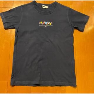 FILA - FILA フィラ 紺 半袖Tシャツ