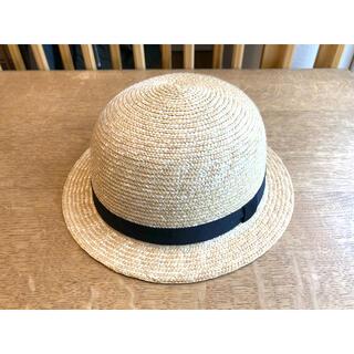 CLASKA 麦わら帽子 54センチ  キッズ