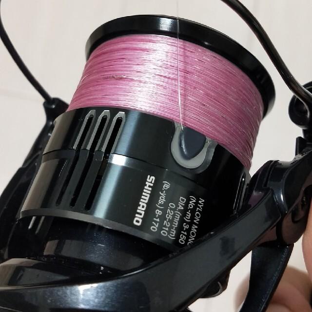 SHIMANO(シマノ)のヴァンキッシュC3000 美品  スポーツ/アウトドアのフィッシング(リール)の商品写真