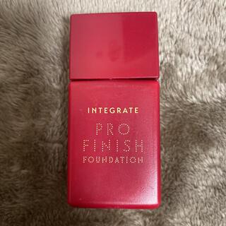 インテグレート(INTEGRATE)のインテグレート プロフィニッシュリキッド オークル20(ファンデーション)