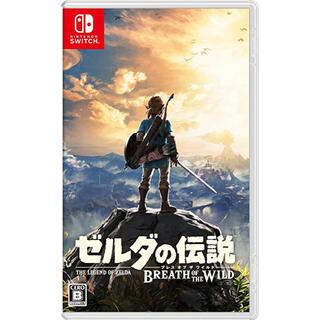 Nintendo Switch - ゼルダの伝説 ブレスオブザワイルド Switch