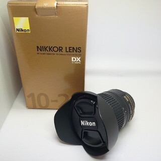 Nikon - 美品 AF-S DX  NIKKOR 10-24mm f/3.5-4.5G ED
