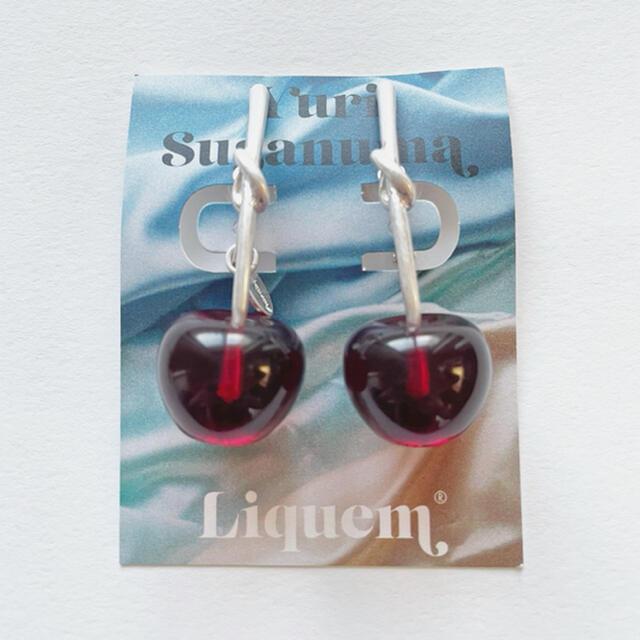 Liquem イヤリング ダークカラーセット レディースのアクセサリー(イヤリング)の商品写真