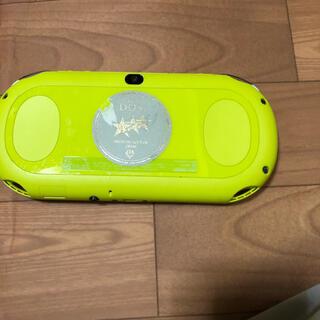 プレイステーションヴィータ(PlayStation Vita)のpsVita(携帯用ゲーム機本体)